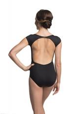 AinslieWear Design Ltd Ainsliewear Rita Cap Sleeve Leotard