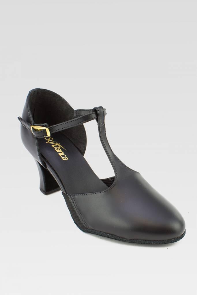 SoDanca SoDanca CH57 T-Strap Character Shoe