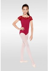 So Danca SoDanca Tilly Child Cap Sleeve with Lace