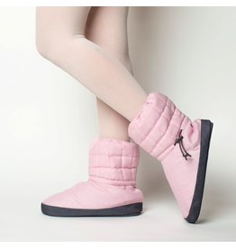 Russian Pointe Russian Pointe Sparkling Quilted Booties (Pre-Order Only)
