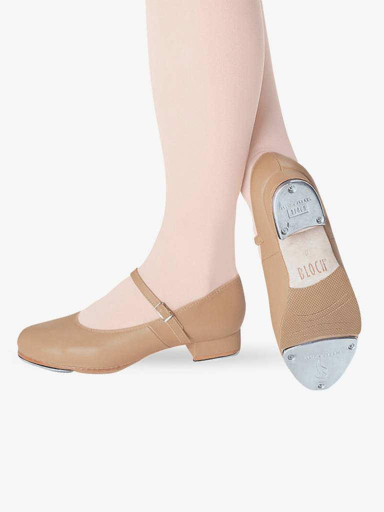 Bloch Bloch Child Tap On Leather Tap Shoe