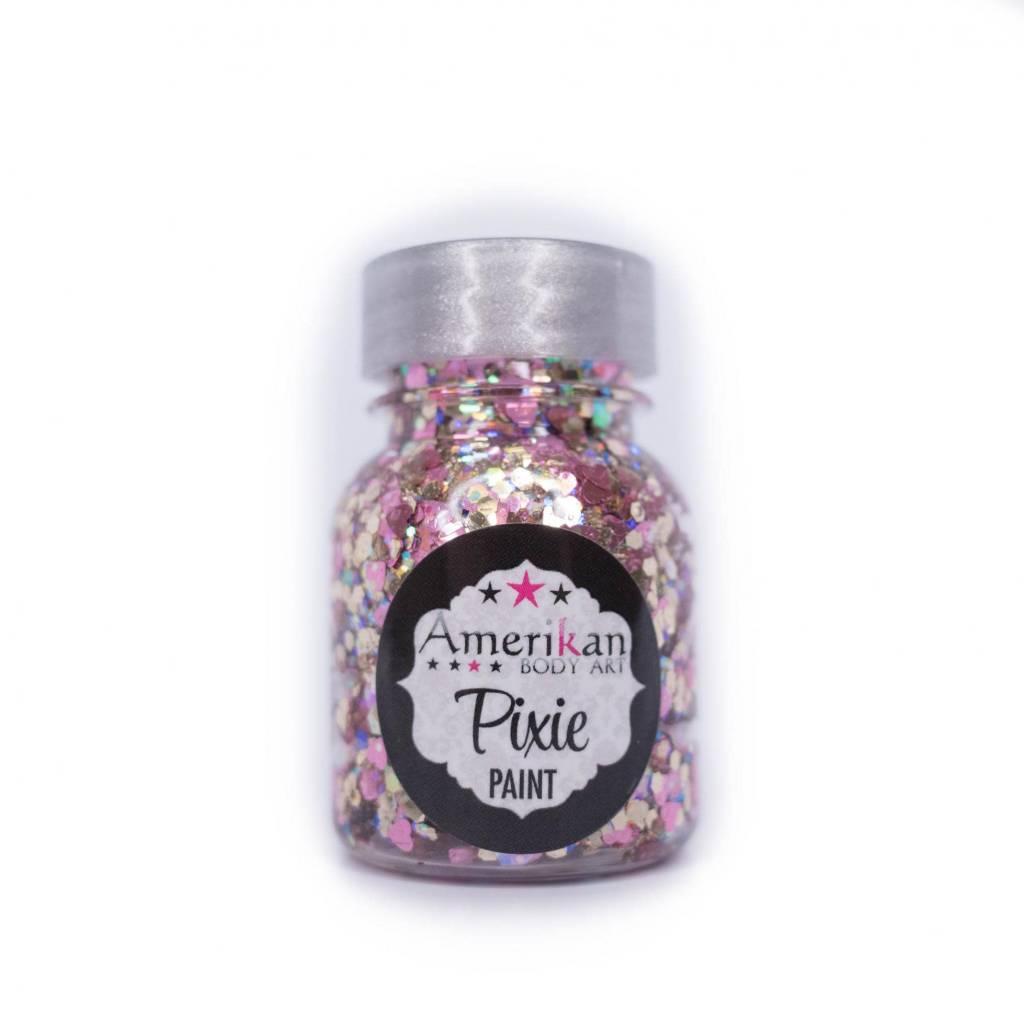 Amerikan Body Art Amerikan Pixie Body Glitter 1oz