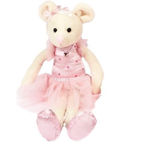 Dasha Designs Ballet Mouse