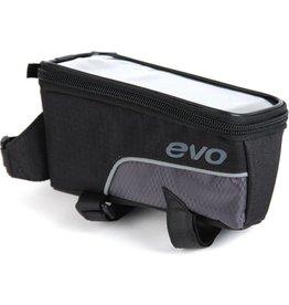 Evo EVO, E-Cargo Smart Bento, Top tube pouch, 6'' x 2-3/4'' x 3-1/2