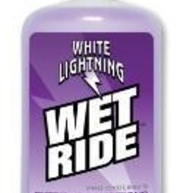 WHITE LIGHTNING WET RIDE, 4oz Squeeze Bt CS 12 single