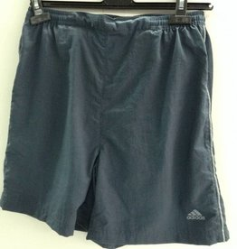 ADIDAS CLOTHING RECREATIONAL SHORTS, ADIDAS, WM L, BLUEISH