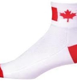 SaveOurSol SAVE OUR SOLES SOLE STYLE SOCKS - CANADA EH! - 3'' - M
