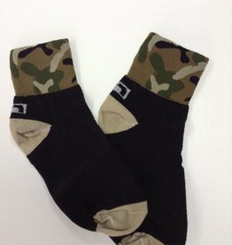 LIN SOCKS, CAMO, MEDIUM