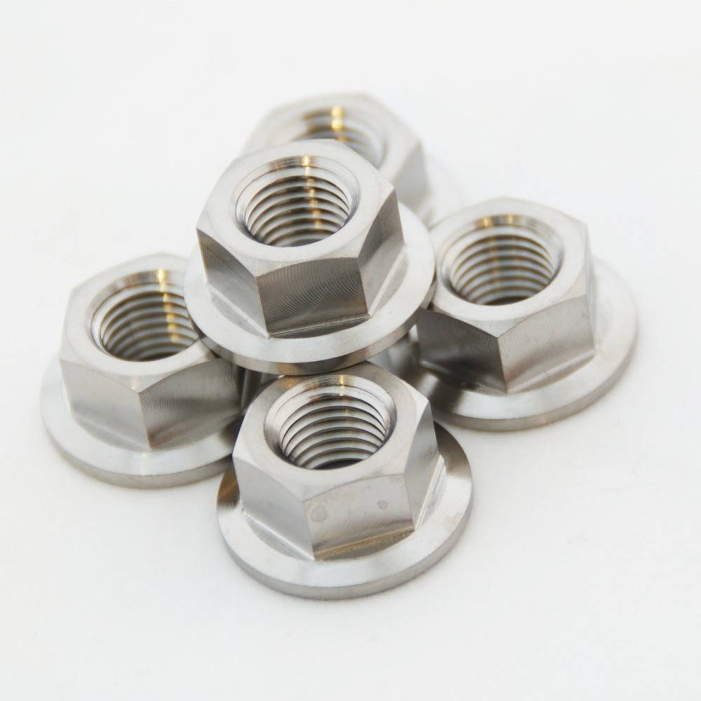 Autres NUTS 10mmx1.0 mm For Hyper Glide Cassette Hubs