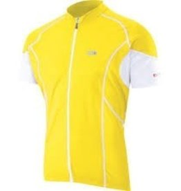 Cyclism LEMMON, JERSEY, YELLOW/WH, M
