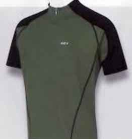 Louis Garneau TOURVILLE JERSEY, LOUIS GARNEAU, GREEN , XL