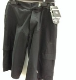 ADIDAS CLOTHING SHORTS, TRAIL SHORTS, Black -M