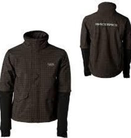 RACE FACE JACKET, NELSON, RACE FACE, MEN'S, BROWN, L
