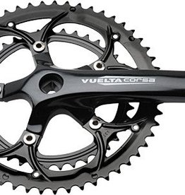 VUELTA SQUARE TAPER CRANKSET, 39-53T, 175MM, CORSA PRO ROAD