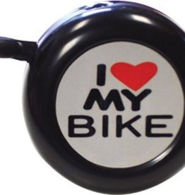 I LOVE MY BIKE, BELL