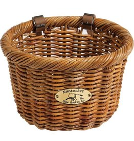 Nantucket Bike Basket Nantucket, Cisco, Oval Basket, 14''x11''x9.5