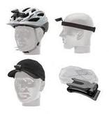 Blackburn - Copilot Accessories LIGHT STRAPS, FLEA HELMET HEAD HAT MOUNT
