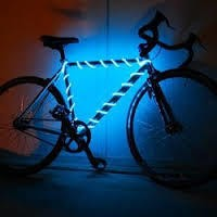 BIKE GLOW BIKE GLOW, SAFETY LIGHT,