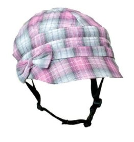 ROCKINOGGINS, ANNIE, HELMET COVER, PK/GY