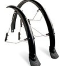 "Planet Bike SPEEDEZ, FREDDY FENDERS, 26"", ATB 60MM, Black, FENDERS,  PLANET BIKE"