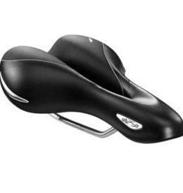 Selle Royal Selle Royal, Ellipse Athletic, Saddle, 268 x 160mm, Unisex, 440g, Black