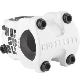 Truvativ Truvativ, Hussefelt, Stem, Dia: 28.6mm, L: 40mm, Angle: 0, Bar: 31.8mm, White