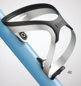 Tacx Tacx, Tao, 37g, Silver, Bottle Cage,