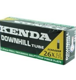 Kenda INNER TUBE, KENDA, Downhill 2.25mm, Tube, Schrader, 35mm, 26x2.40-2.75