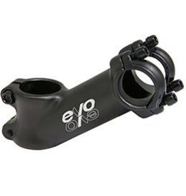 Evo EVO, E-Tec, Stem, 28.6mm, 90mm, 35, 25.4mm, Black