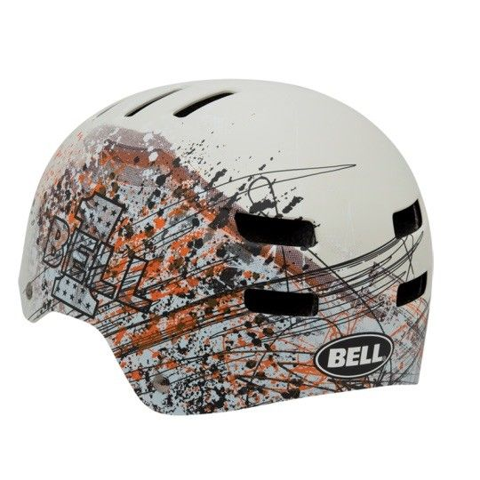 BELL HELMET FACTION, Matte Bone Shaker #1, Bell, L, 59-63CM