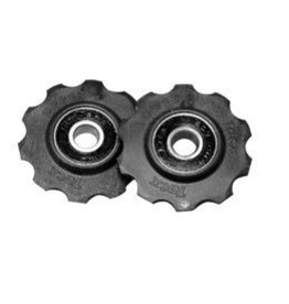 Tacx Tacx, Sealed Bearing Pulleys, T4000: Shimano/Campagnolo 10 teeth