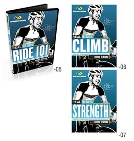 Cycleops CycleOps, RealRides, Indoor Trainer DVD, Strength