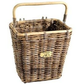 Nantucket Bike Basket Nantucket, Tuckernaut, Pannier basket, 13''x9.5''x13
