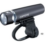 Cat Eye LIGHT, UNO (HL-EL010), CAT EYE Headlight, Black