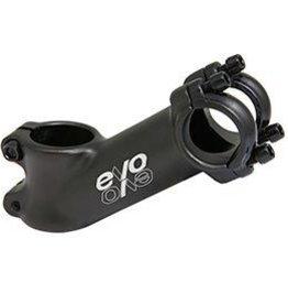 Evo EVO, E-Tec, Stem, 28.6mm, 75mm, 35, 25.4mm, Black