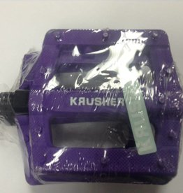 NINJA, KRUSHER PEDALS, PURPLE