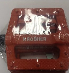 KRUSHER NINJA, KRUSHER PEDALS, ORANGE