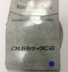 Shimano BRAKE CABLE, Dura-Ace, 1.6 mm X 1700 mm (Inox.)