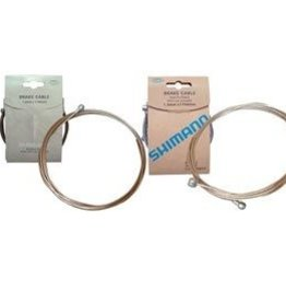 Shimano BRAKE CABLE, SHIMANO, Stainless, Road, 1.6x3500mm, Unit