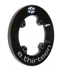 E-THIRTEEN BASH GUARD, E. THIRTEEN, SUPERCHARGER, 36D-BCD 104MM, BLACK