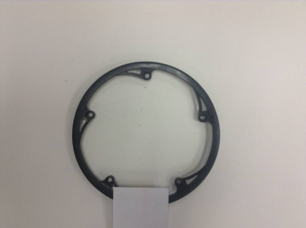 CHAIN GUARD, For 48T Crank, Pant Protector, 5 H0LE