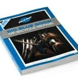 Park Tool BIG BLUE BOOK OF BICYCLE REPAIR, PARK (BBB-2), English