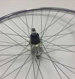 Rear, Wheel, 700C, Rim, Altus, RM-40, Nut 36H