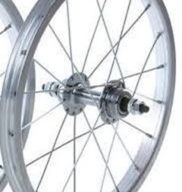 "WHEEL, 18"", ALLOY W/STL HUB, FRONT"