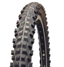 Vee Rubber Vee Rubber Stout DH, Tire, Rigid, 24X2.60, 40-65psi - 1465g
