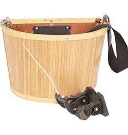 Evo EVO, E-Cargo Bamboo QR, Front basket