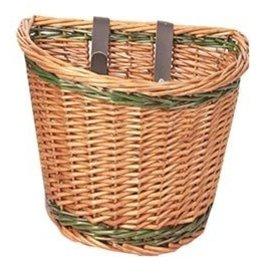 Evo EVO, E-Cargo Classic Wicker, Front Basket, Light