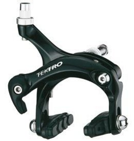 Tektro Tektro, Rear, Dual Pivot Caliper, Road Brakes, R312- Alloy (177G/Wheel), Black