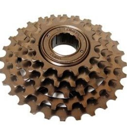 Others Varia, Sunrace M05 5 Speed Freewheel, 14-28T, Black