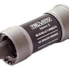 Truvativ Truvativ, Square LE, Square bottom bracket, BSA, 68mm, 113mm, Steel, Grey, 00.6415.003.000